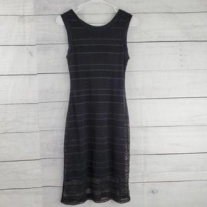 NWT The Vanity Room Lace Sheath Dress